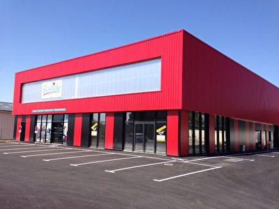 LOCAL D'ACTIVITÉ NEUF DE 175 m²-VANNES